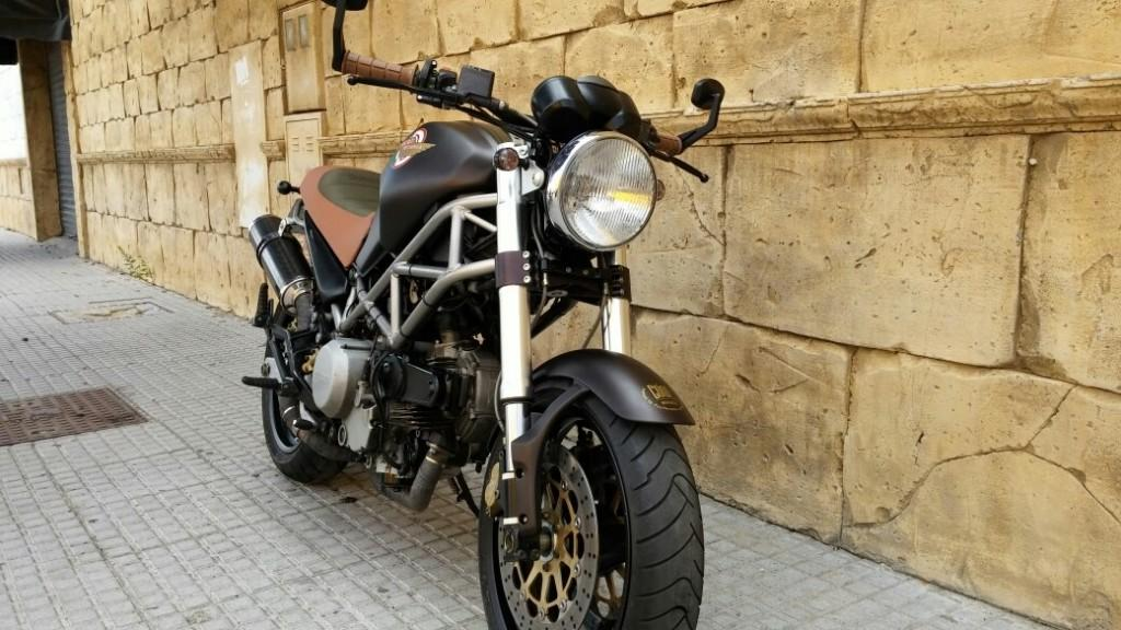 Ducati Monster by Cool Motorcycles